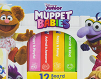 Disney Junior Muppet Babies Projects
