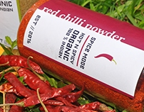 Spices of India - Branding