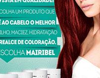 Anúncio- Revista Cabelo & Cia