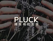 Pluck Brand Identity