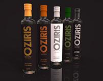 Oziris Olive Oil Branding