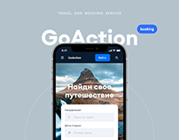 GoAction | Travel and booking website