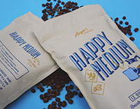 Augie´s Coffee - Happy Medium