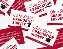 Grad Survey Marketing Materials