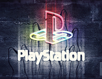Playstation Neon Project