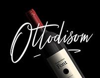 Ottodisom Typeface