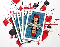 Rediseño cartas de Poker