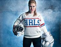 Women's Hockey League Calendar 2017