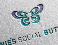 Delainie's Social Butterflies Brand + Identity