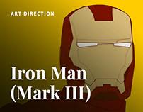 Iron Man (Mark III) Graphic Guide - Indonesian