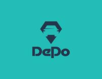 DePo - logo design