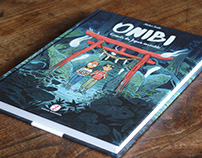 Onibi - graphic novel