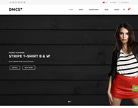 The DMCS - Ecommerce HTML Responsive Template