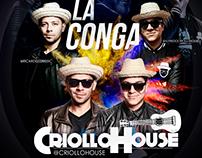 La Conga - CriolloHouse
