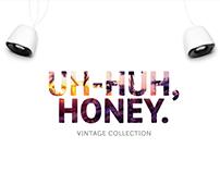 Uh-huh, Honey - Branding