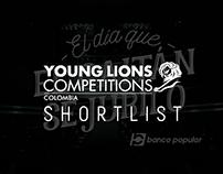 Young Lions PR 2017 / Banco Popular