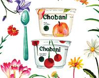 Chobani x Aitch