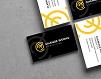 Change Works Consulting // Branding & Website