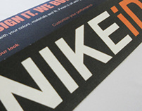 LEAFLET DESIGN | NIKEiD