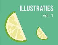 Een set van illustraties | Vol. 1