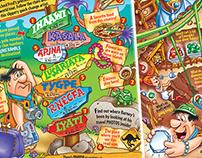 Pebbles Cereals - Illustration