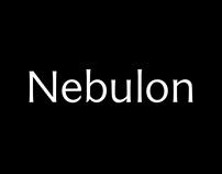 Nebulon Typeface