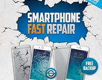 Smartphone Repair II Flyer/Poster