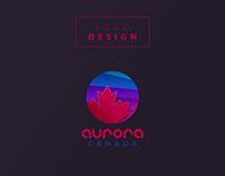Aurora Canada - Logo