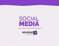 Social Media | Saraiva Aprova