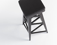BRENT bar stool