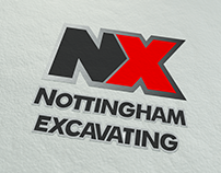 Nottingham Excavating  • Branding