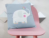 Elephant / Stationary and decoration products