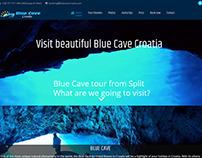 Blue Cave Croatia