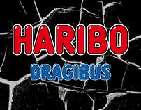 HARIBO - DRAGIBUS NOIRS