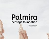 Palmira Heritage foundation | UI/UX design
