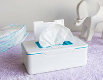 The Honest Company Wipes Dispenser