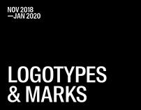 Logotypes & Marks | 2018–2020