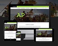 AP Conceptual Course Page: UI/UX Design