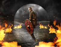 Vikings | Styleframes | King And Country