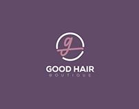 Good Hair Boutique - Rebranding