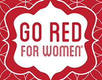 Go Red Fashion Show logo