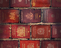 Immigrant Wall / Muro del Inmigrante