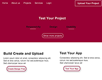 tester application and design free online