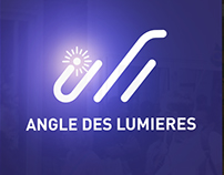 Angle des lumières Branding