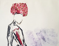 fashion monotypes