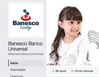 Banesco Redes Sociales