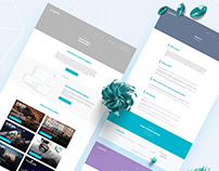 Levity Agency UI UX