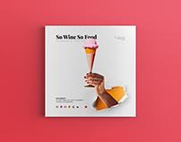So Wine So Food Magazine - July issue