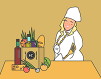 Chef Ilustration