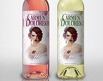 CARMEN DOLORES WINE PACKAGING, SPAIN